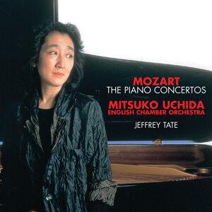 Mitsuko Uchida,English Chamber Orchestra,Jeffrey Tate 歌手頭像