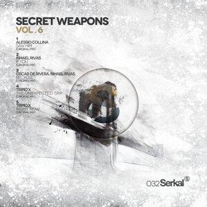 Secret Weapons Vol.6 歌手頭像