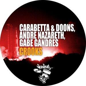 Carabetta, Doons, Andre Nazareth, Gabe Gandres 歌手頭像