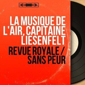 La musique de l'air, Capitaine Liesenfelt 歌手頭像