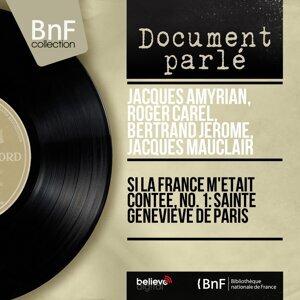 Jacques Amyrian, Roger Carel, Bertrand Jérôme, Jacques Mauclair 歌手頭像