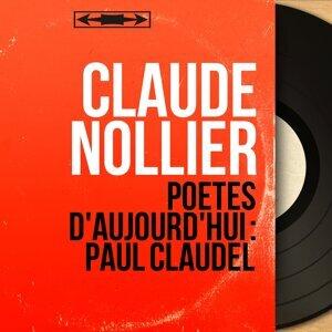 Claude Nollier 歌手頭像