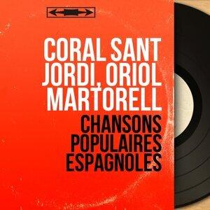 Coral Sant Jordi, Oriol Martorell 歌手頭像
