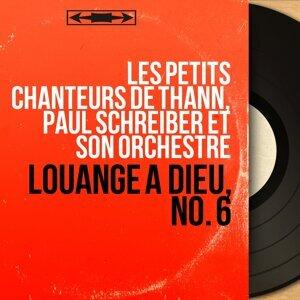 Les Petits Chanteurs de Thann, Paul Schreiber et son orchestre 歌手頭像