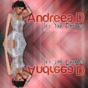 Andreea D. 歌手頭像