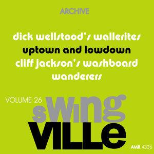 Dick Wellstood's Wallerites|Cliff Jackson's Washboard Wanderers 歌手頭像