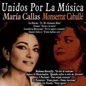 María Callas|Montserrat Caballé 歌手頭像