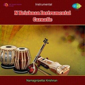 Namagiripettai Krishnan 歌手頭像