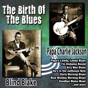 Papa Charlie Jackson and Blind Blake