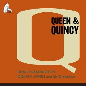 Dinah Washington and Quincy Jones 歌手頭像