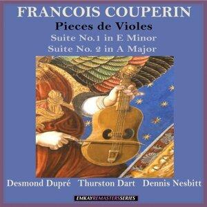 Desmond Dupré, Thurston Dart and Dennis Nesbitt 歌手頭像