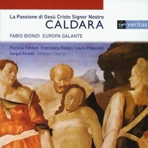 Fabio Biondi/Athestis Chorus/Europa Galante/Patricia Petibon/Laura Polverelli/Sergio Foresti/Francesca Pedaci 歌手頭像