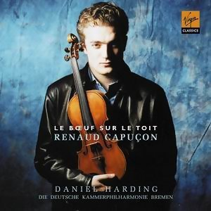 Renaud Capucon/Die Deutsche Kammerphilharmonie Bremen/Daniel Harding 歌手頭像