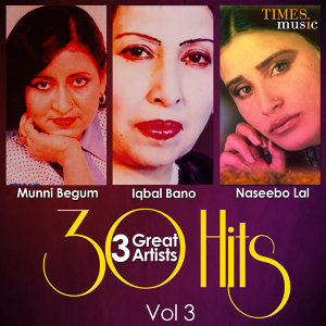 Munni Begum, Iqbal Bano, Naseebo Lal 歌手頭像
