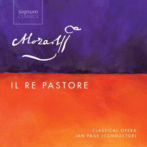 Classical Opera, Ian Page 歌手頭像