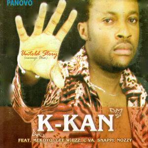 K-Khan 歌手頭像