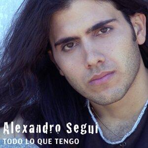 Alexandro Seguí 歌手頭像