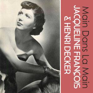Jacqueline François | Henri Decker 歌手頭像