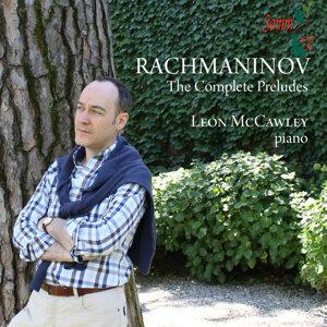 Leon McCawley 歌手頭像