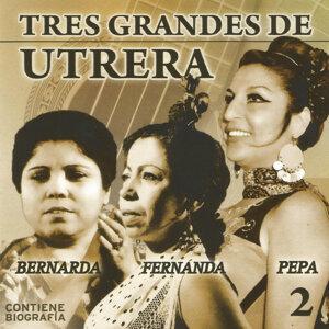 Bernarda de Utrera, Fernanda de Utrera, Pepa de Utrera 歌手頭像