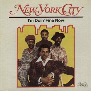 New York City 歌手頭像