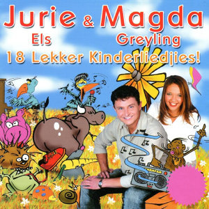 Jurie Els & Magda Greyling 歌手頭像