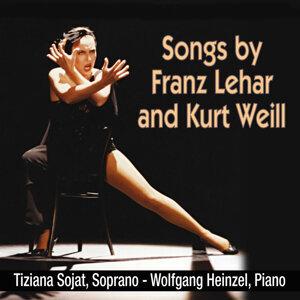 Tiziana Sojat; Wolfgang Heinzel 歌手頭像