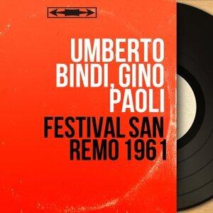 Umberto Bindi, Gino Paoli 歌手頭像