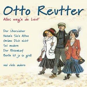 Otto Reutter 歌手頭像
