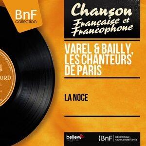 Varel & Bailly, Les Chanteurs de Paris 歌手頭像