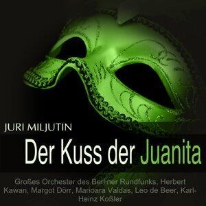 Großes Orchester des Berliner Rundfunks, Herbert Kawan, Margot Dörr, Marioara Valdas, Leo de Beer, Karl-Heinz Koßler 歌手頭像