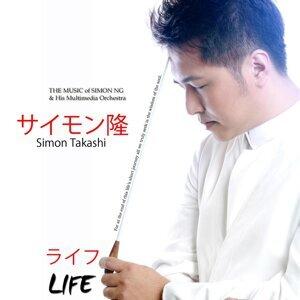 Simon Takashi (WuJunHua) 歌手頭像