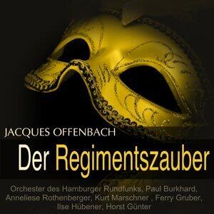 Orchester des Hamburger Rundfunks, Paul Burkhard, Anneliese Rothenberger, Kurt Marschner, Ferry Gruber, Ilse Hübener, Horst Günter 歌手頭像