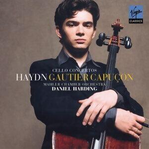Gautier Capucon/Mahler Chamber Orchestra/Daniel Harding 歌手頭像