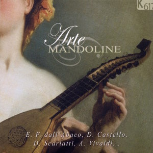 Artemandoline Baroque Ensemble 歌手頭像