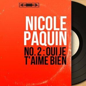 Nicole Paquin 歌手頭像