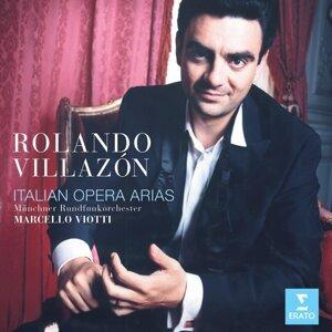 Rolando Villazon/Marcello Viotti/Munchner Rundfunkorchester