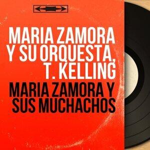 Maria Zamora y su orquesta, T. Kelling 歌手頭像