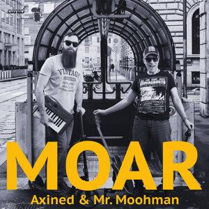 Axined & Mr. Moohman 歌手頭像