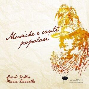 David Scillia, Marco Barrella 歌手頭像