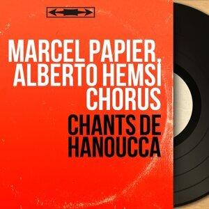 Marcel Papier, Alberto Hemsi Chorus 歌手頭像