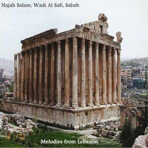 Najah Salam, Wadi Al Safi, Sabah 歌手頭像
