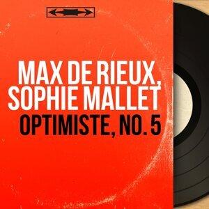 Max de Rieux, Sophie Mallet 歌手頭像