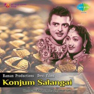 S. M. Subbiah Naidu, K. V. Mahadevan 歌手頭像