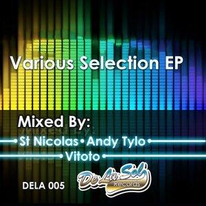 Andy Tylo, DJ Vitoto, St Nicolas 歌手頭像