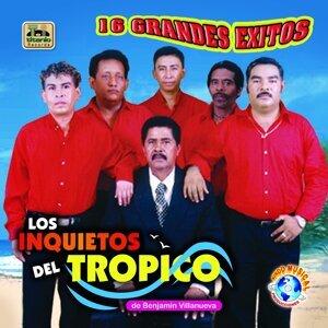 Los Inquietos Del Tropico 歌手頭像
