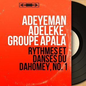 Adeyeman Adéléké, Groupe Apala 歌手頭像