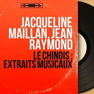 Jacqueline Maillan, Jean Raymond 歌手頭像