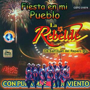 La Rebelde 歌手頭像