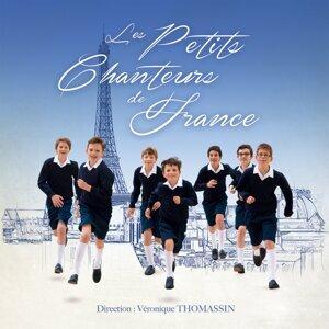 Les petits chanteurs de France, Louis Deschanel, Véronique Thomassin 歌手頭像